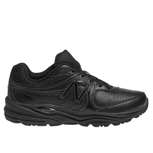 New Balance 840 Women's Health Walking Shoes - Black (WW840BK)