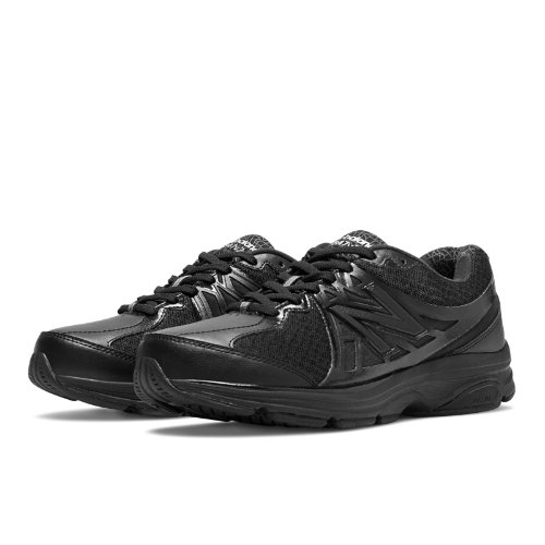 New Balance 847v2 Women's Health Walking Shoes - Black (WW847BK2)