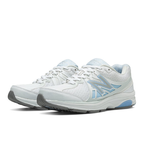 New Balance 847v2 Women's Health Walking Shoes - White, Frost (WW847WT2)
