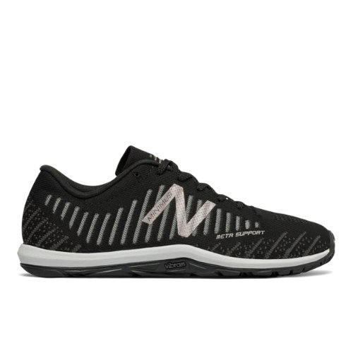 New Balance Minimus 20v7 Trainer Women's Cross-Training Shoes - Black / Phantom (WX20BP7)