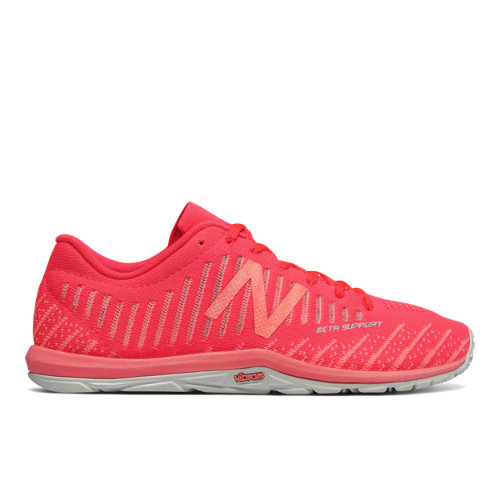New Balance Minimus 20v7 Trainer Women's Cross-Training Shoes - Vivid Coral / Fiji (WX20CB7)