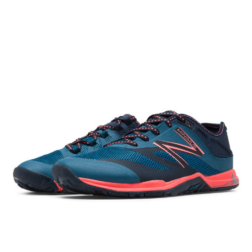 New Balance HOCR Minimus 20v5 Trainer Women's Cross-Training Shoes - Blue / Pink (WX20HC5)