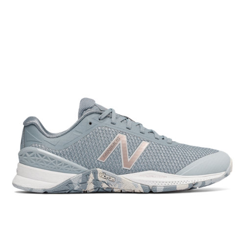 New Balance Minimus 40 Trainer Women's Cross-Training Shoes - Light Blue / Rose Gold (WX40CL1)