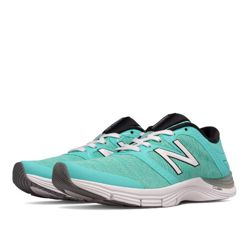 New Balance 711v2 Heathered Trainer Women's Shoes - Aquarius (WX711AH2)