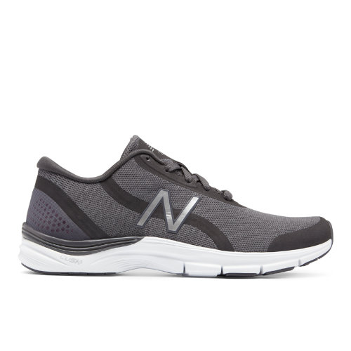 New Balance 711v3 Heathered Trainer Women's Cross-Training Shoes - Grey / Silver (WX711CM3)