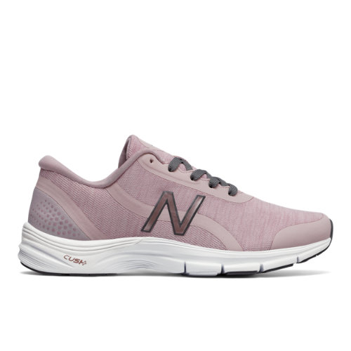 New Balance 711v3 Heathered Trainer Women's Cross-Training Shoes - Pink / Grey (WX711FR3)