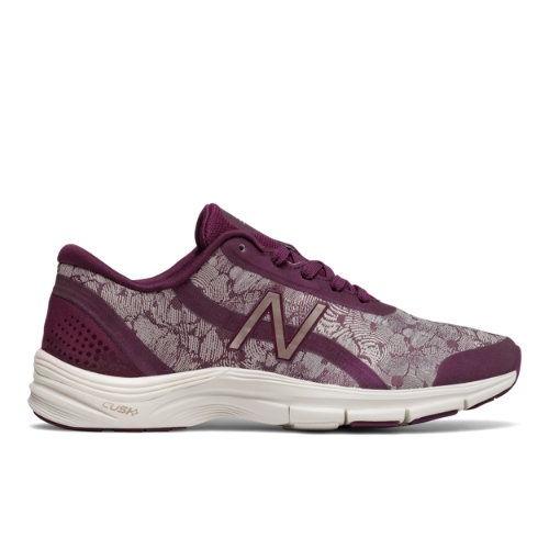 New Balance 711v3 Holiday Pack Women's Cross-Training Shoes - Purple / Pink (WX711HP3)