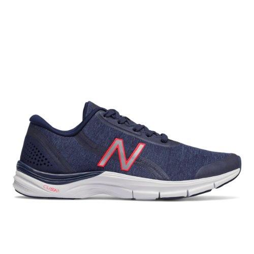 New Balance 711v3 Mesh Trainer Women's Cross-Training Shoes - Navy (WX711PV3)