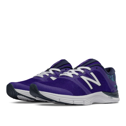 New Balance 711v2 Graphic Trainer Women's Shoes - Spectral / Aquarius (WX711WG2)
