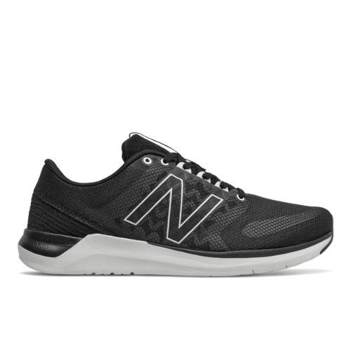 New Balance CUSH+ 715v4 Women's Cross-Training Shoes - Black (WX715LK4)