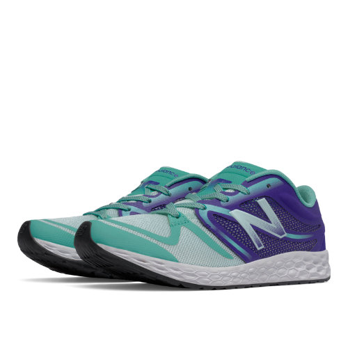 New Balance Fresh Foam 822v3 Trainer Women's Shoes - Aquarius / Spectral (WX822AS3)