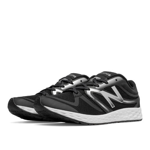 New Balance Fresh Foam 822v3 Trainer Women's Shoes - Black (WX822BK3)
