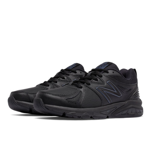 New Balance 857v2 Women's Cross-Training Shoes - Black (WX857AB2)