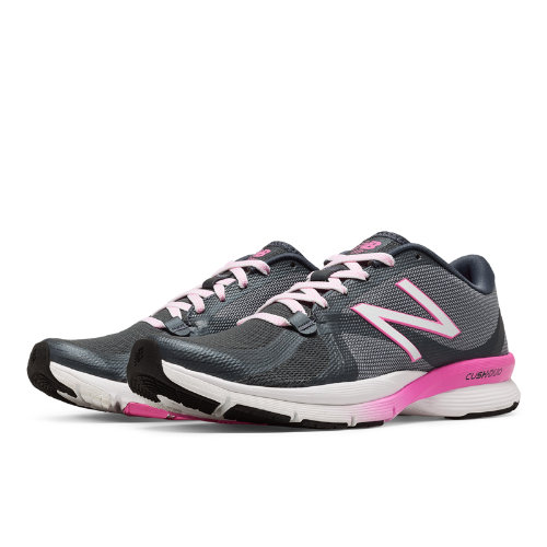 New Balance 88v2 Trainer Women's Cross-Training Shoes - Grey / Pink / White (WX88BW2)