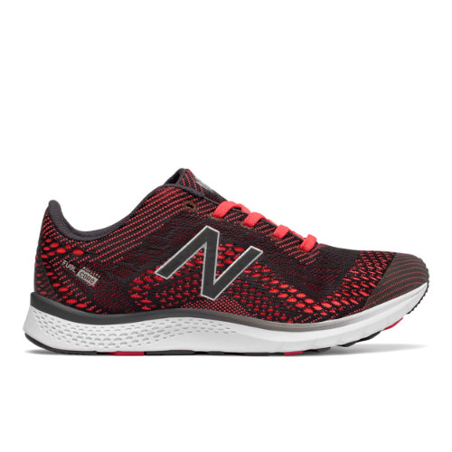 New Balance FuelCore Agility v2 Women's Cross-Training Shoes - Red / Black (WXAGLRB2)