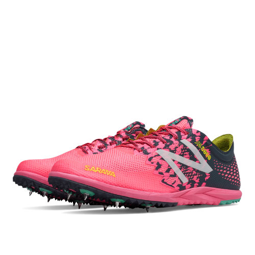 New Balance XC5000v3 Spike Women's Cross Country Shoes - Pink / Black (WXC5000C)