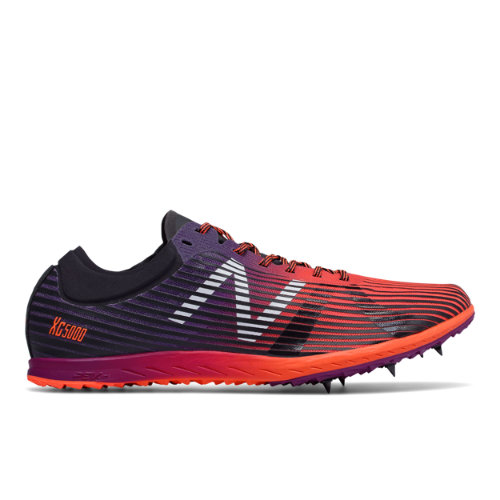 New Balance XC5Kv4 Women's Track Spikes Shoes - Red / Purple (WXC5KBR4)