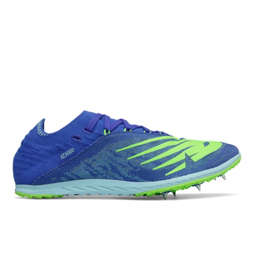 New Balance XC5KV5 Women's Cross Country Running Shoes - Blue (WXC5KCG5)