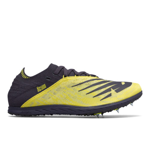 New Balance XC5K v5 Spikes Women's Cross Country Shoes - Yellow (WXC5KYB5)