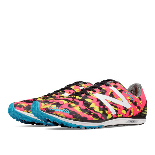 New Balance XC700v4 Spikeless Women's Cross Country Shoes - Pink / Black (WXCR700M)