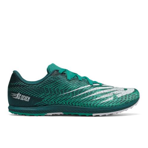 New Balance XC Seven Spikeless Women's Racing Flats Shoes - Green (WXCR7TB2)