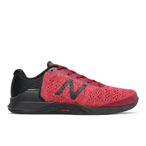 New Balance Minimus Prevail Women's Cross-Training Shoes - Red / Black (WXMPCP1)