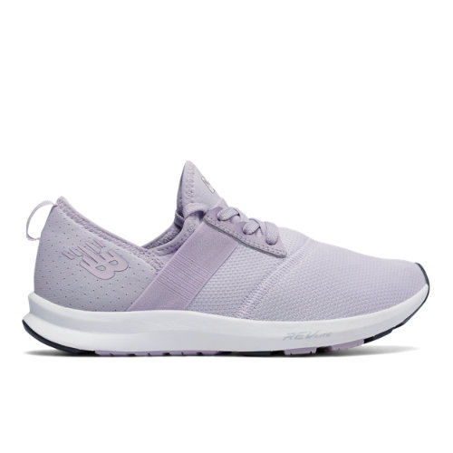 New Balance FuelCore NERGIZE Women's Cross-Training Sneakers Shoes - Purple (WXNRGAG)