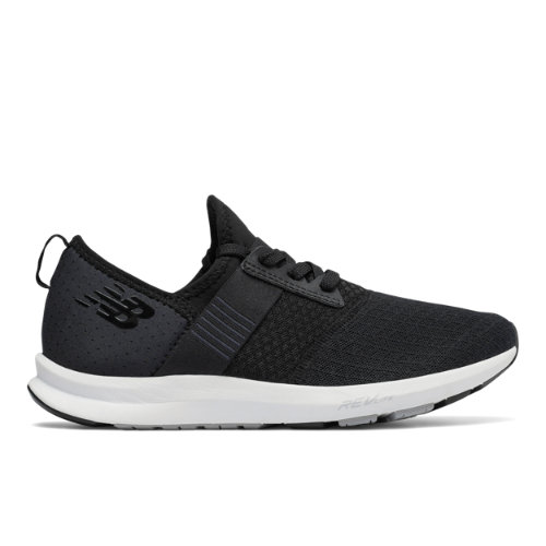 New Balance FuelCore NERGIZE Women's Cross-Training Sneakers Shoes - Black / White (WXNRGBK)