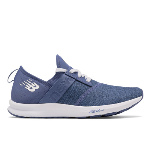 New Balance FuelCore Nergize Women's Sport Style Shoes - Blue (WXNRGSB1)