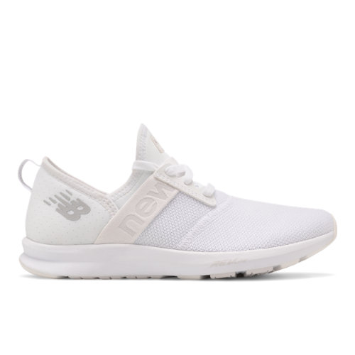 New Balance FuelCore Nergize Women's Sport Style Shoes - White (WXNRGWR1)