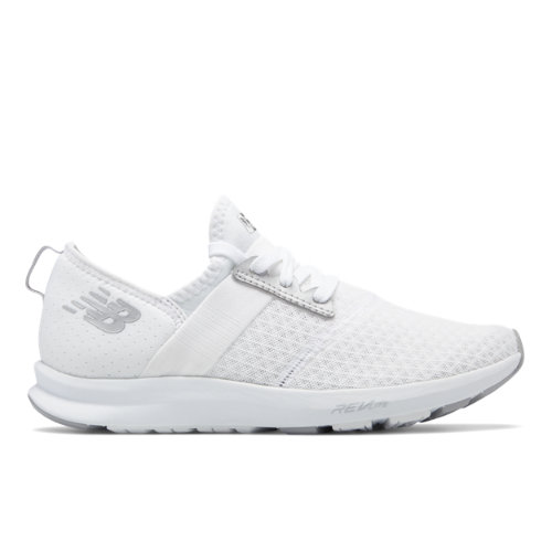 New Balance FuelCore NERGIZE Women's Cross-Training Sneakers Shoes - White (WXNRGWS)