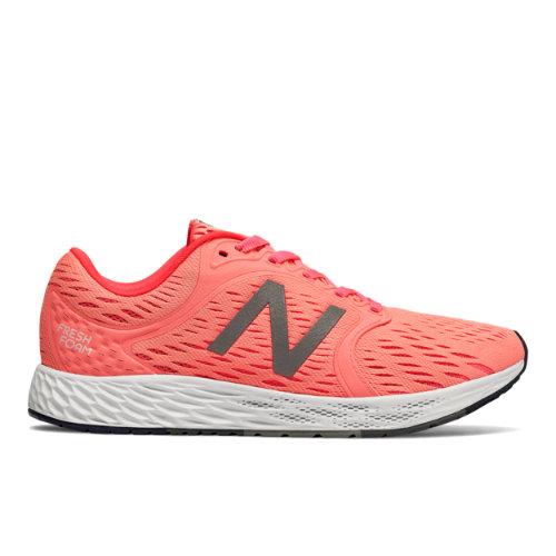 New Balance Fresh Foam Zante v4 Women's Running Shoes - Light Red (WZANTHH4)
