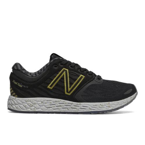 New Balance Fresh Foam Zante v3 NYC Marathon Women's Soft and Cushioned Shoes - Black / Gold (WZANTNY3)