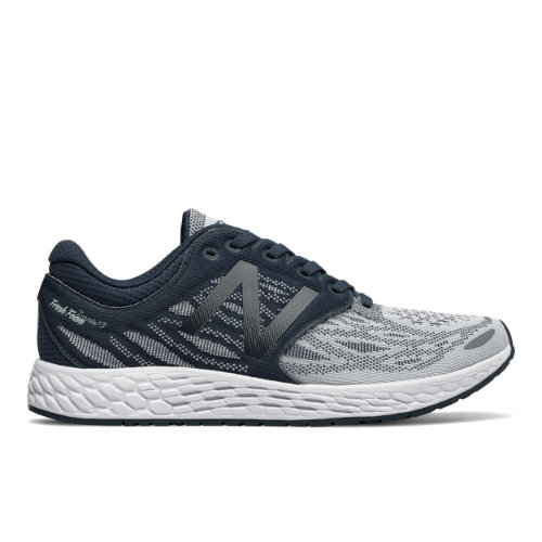 New Balance Fresh Foam Zante v3 Women's Soft and Cushioned Shoes - Grey (WZANTWB3)