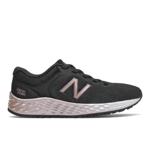 New Balance Arishi v2 Kids Shoes - Black / Pink (YAARIMR)