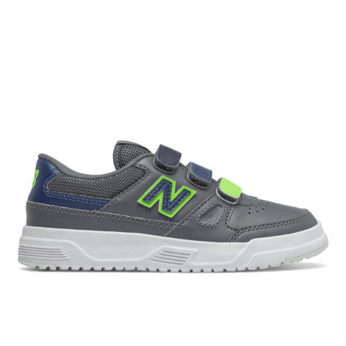 New Balance CT20 Kids Lifestyle Shoes - Grey (YVCT20LN)