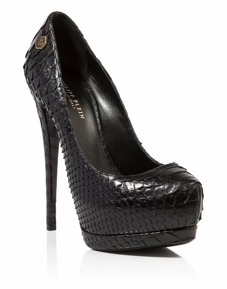 "Philipp Plein Pumps ""CHRISTINE"" Decollete Hi-Heels"