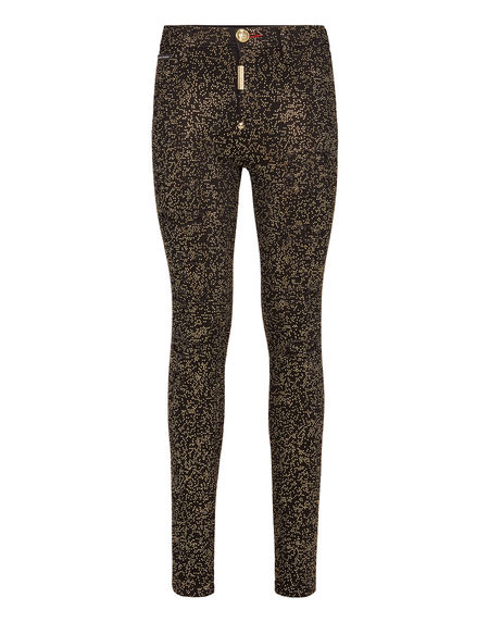"Philipp Plein Jeans ""STATEMENT"" Women's Denim Jeggings"