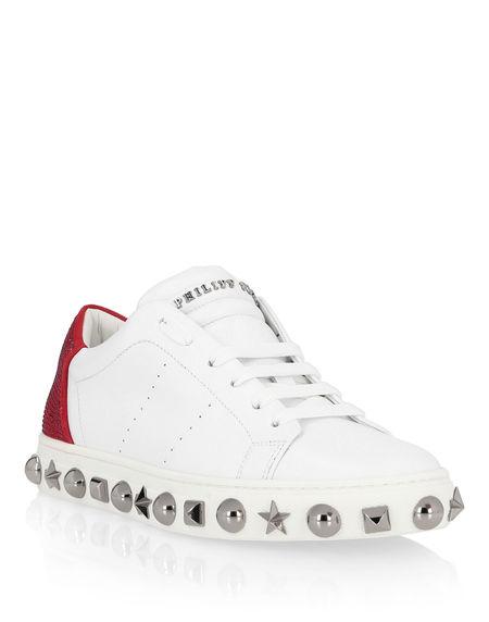 "Philipp Plein Sneakers ""PLAYBOY"" Women's Shoes"