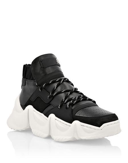"Philipp Plein Sneakers ""MONSTER 0.2"" Men's Shoes"