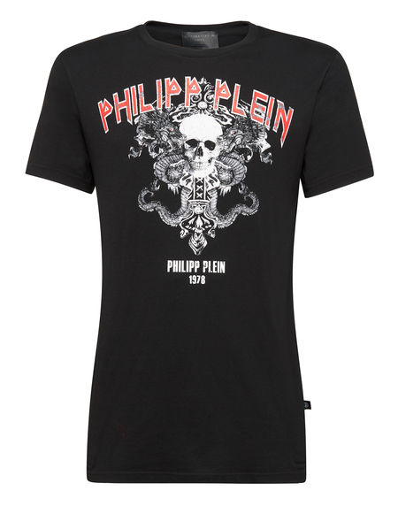 "Philipp Plein T-Shirt ""JUST DANCE"""