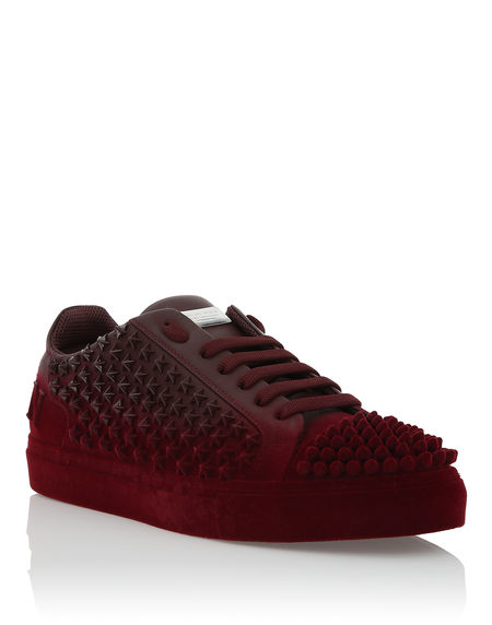"Philipp Plein Sneakers ""FIELDS"" Men's Studded Shoes"