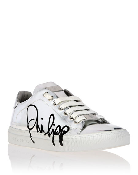 "Philipp Plein Women's Sneakers ""SIGNATURE MIRROR"""
