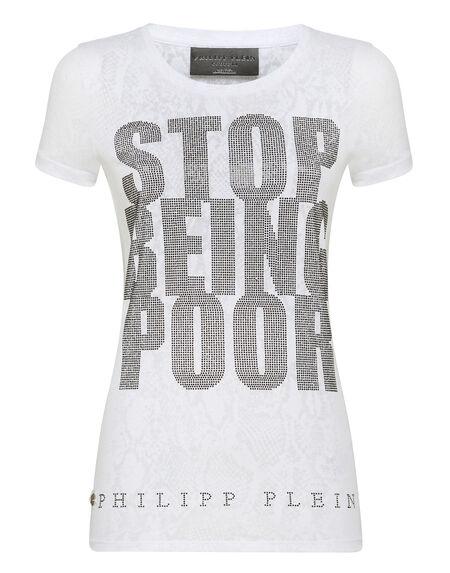 "Philipp Plein T-Shirt ""RICH GIRL"""