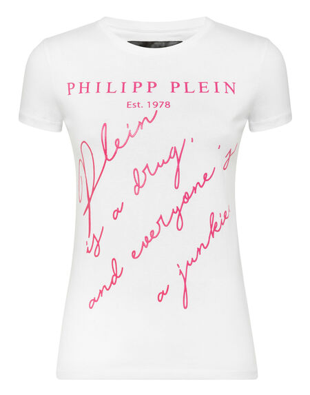 "Philipp Plein T-Shirt ""STATEMENT"""