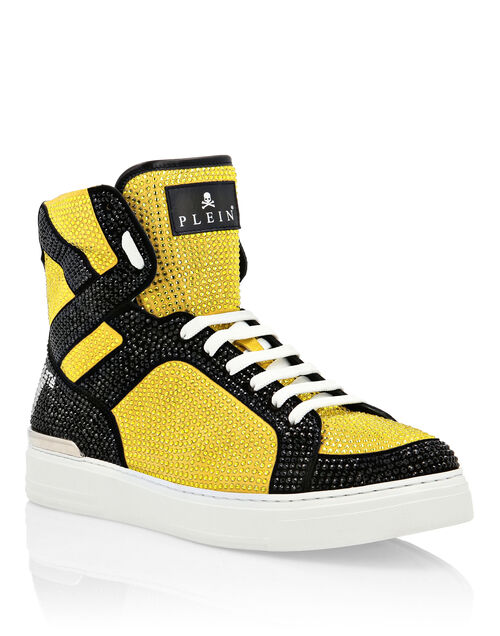 "Philipp Plein Men's Sneakers ""MONEY BEAST"""