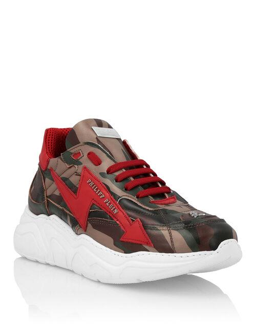 "Philipp Plein Men's Sneakers ""THUNDER"""