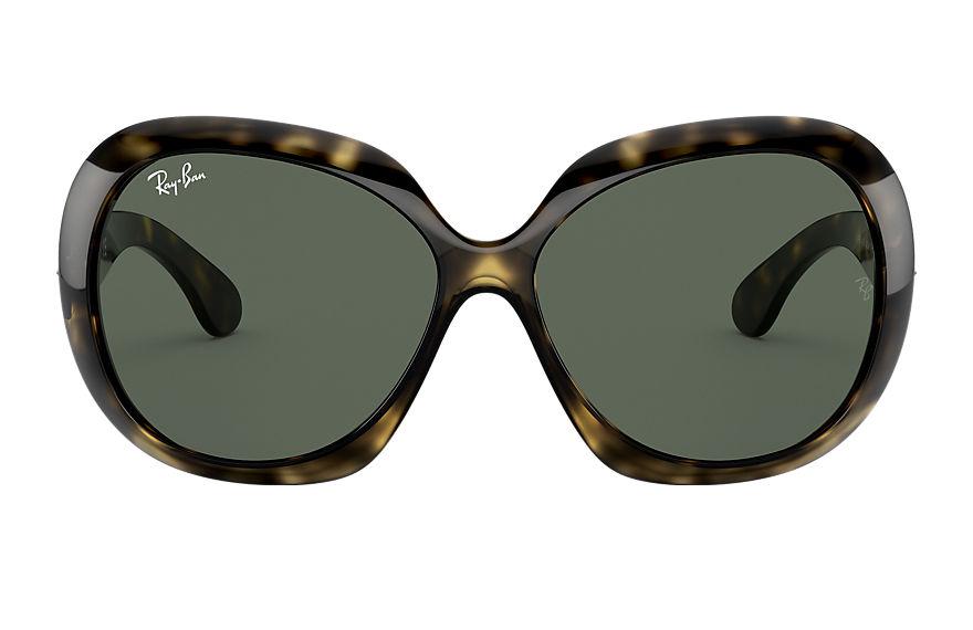 Ray-Ban Jackie Ohh II Tortoise, Green Lenses - RB4098