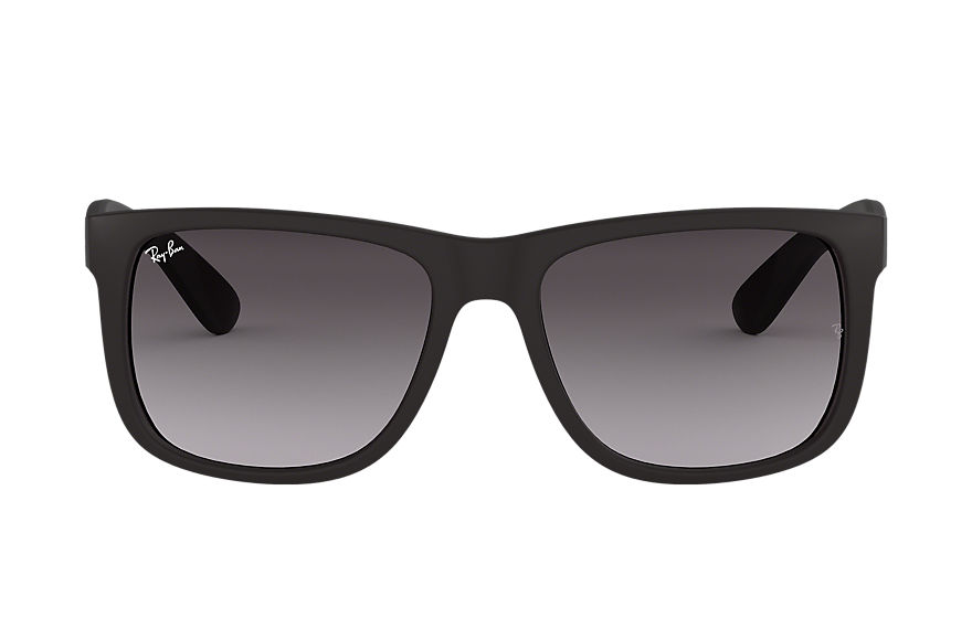 Ray-Ban Justin Classic Black, Gray Lenses - RB4165