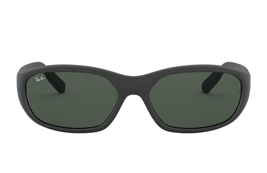Ray-Ban Daddy-o II Black, Green Lenses - RB2016